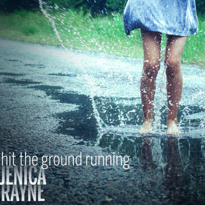 Hit the Ground Running - CD Cover